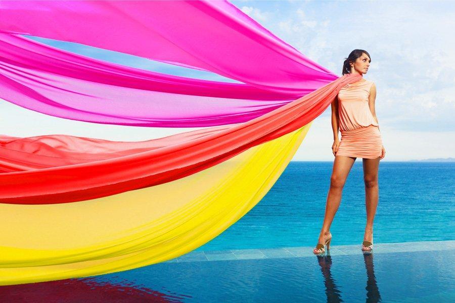 Способы завязывания шарфов— 8стильных идей