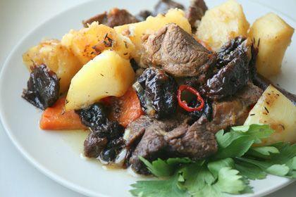 Как приготовить баранину без запаха 🥝 тушеная баранина с овощами и картошкой, фото