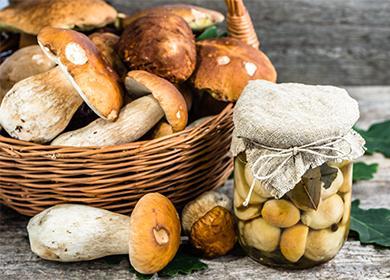 Маринад для грибов на зиму 🥝 как правильно сделать рассол для маринования