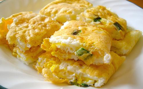 Омлет рецепты 🥝 с овощами, молоком, яйцами, низкокалорийная диета для похудения