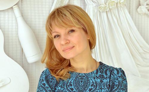 Дизайнер и модельер Наталья Новикова