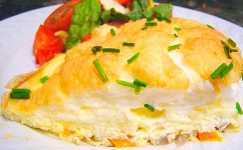 Как сделать омлет пышным на сковороде ? делаем правильно высокий омлет из яиц