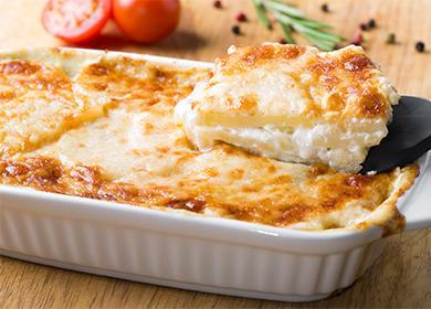 Как приготовить вкусную сырную запеканку— 6рецептов икулинарные секреты