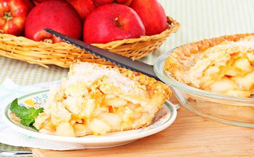Шарлотка на молоке 🥝 веганский, яблочный пирог на кефире