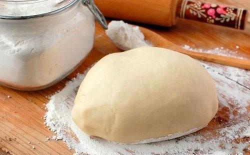 Тесто для вареников рецепт 🥝 как приготовить и замесить классическое тесто пошагово