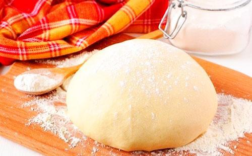 Тесто на пельмени без яиц 🥝 пошаговый рецепт