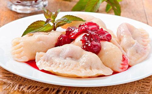 Рецепты вареников свишней налюбой вкус
