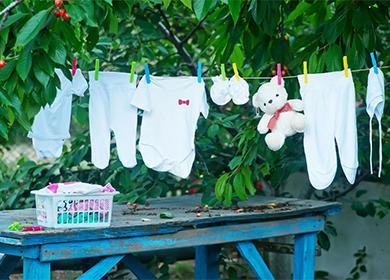 Чем отстирать траву с одежды 🥝 как убрать пятно от зелени на разных видах ткани