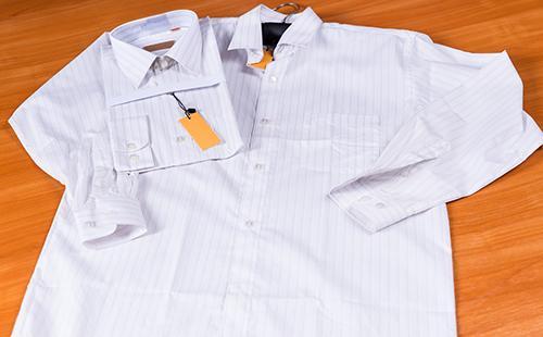Как отбелить рубашку в домашних условиях; как отстирать от пятен блузку