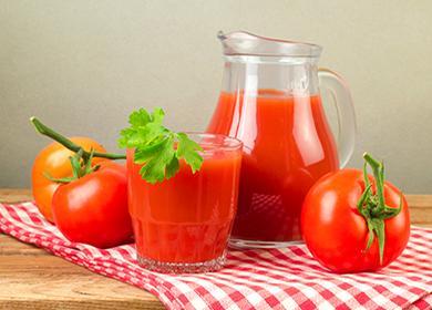Рецепт томатного сока назиму: как сделать «чистый» напиток, икакие ингредиенты обогатят вкус