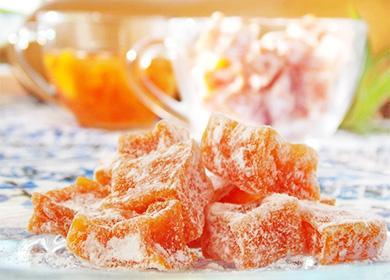 Рецепт цукатов изарбуза вдомашних условиях: мармелад, который неотыщешь вмагазине