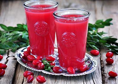 Кизиловый компот назиму: лечебный напиток сдоминирующей кислинкой