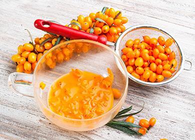 Облепиха ссахаром без варки: рецепты, как сохранить пользу янтарной ягоды назиму