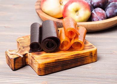 Яблочная пастила вдомашних условиях: вариации сагар-агаром, бананом имедом