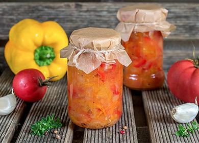 Рецепты салата «Кубанского» назиму: готовим хиты «разносольного» края