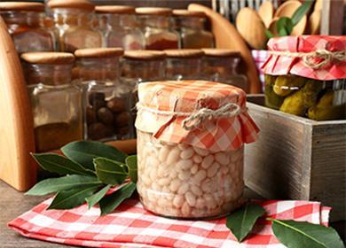 Консервированная фасоль (красная ибелая): 5рецептов, как вкусно закатать «почти мясо» назиму
