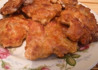 Вкуснейшие рубленные котлеты из свинины: готовим с пошаговыми фото.