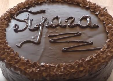 Рецепт классического торта Прага по ГОСТу