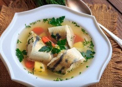 Уха из судака — невероятно вкусное, питательное, легкое и незатейливое блюдо