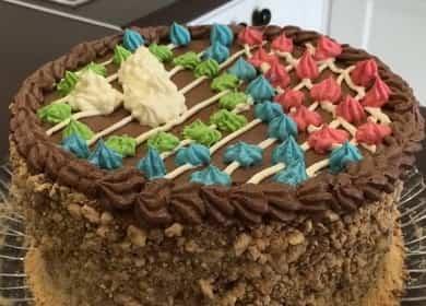 Настоящий Киевский торт в домашних условиях — намного вкусней чем из магазина