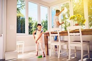 Cекрет идеальной чистоты дома