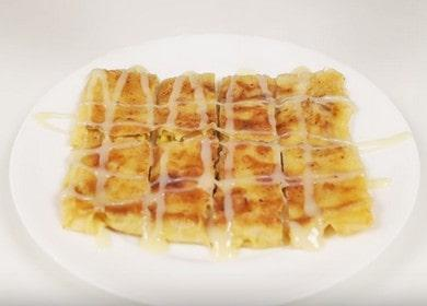 Готовим вкусные блины с бананом: три рецепта с пошаговыми фото.