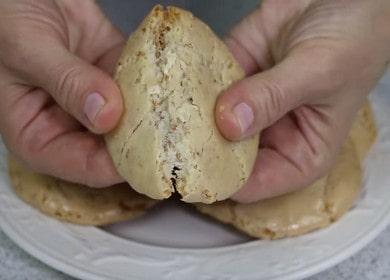 Вкусное миндальное печенье — рецепт из детства