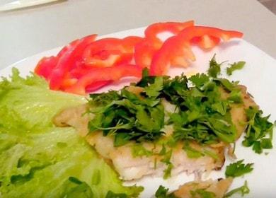 Рецепт приготовления рыбы Морской язык — вкусно, полезно, быстро