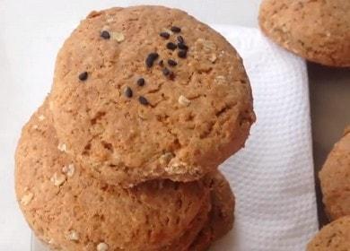 Овсяное печенье без сахара — вкусное и рассыпчатое