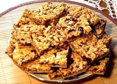 Готовим вкусное и простое песочное печенье с вареньем и крошкой в домашних условиях по рецепту с фото.
