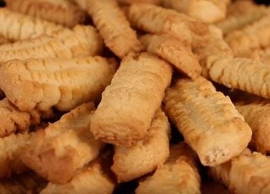 Готовим вкусное песочное печенье через мясорубку правильно: рецепт с пошаговыми фото.