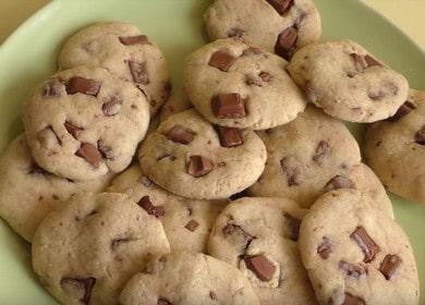 Готовим вкусное и простое печенье в микроволновке за 5 минут: пошаговый рецепт с фото.