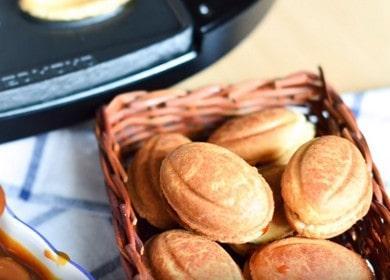 Печенье Орешки в электрической форме — вкус из детства