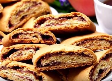 Печенье с вареньем Флулинги — вкусно и очень просто