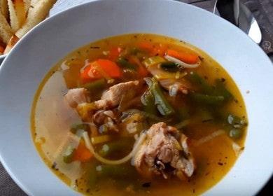 Вкусный диетический суп из кролика — зимний рецепт