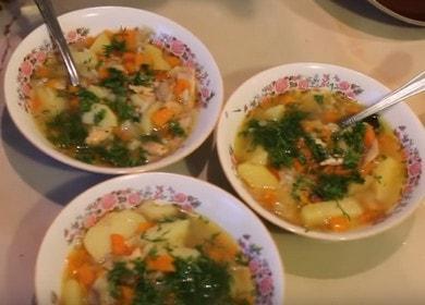 Готовим вкусный суп из форели: рецепт с фото и видео.