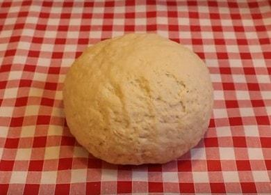 Готовим идеальное тесто на манты на кипятке по рецепту с фото.
