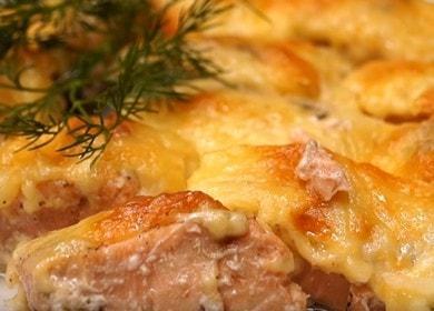 Филе горбуши в духовке — рецепт максимально сочной и нежной рыбы