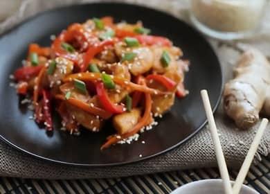 Курица в соусе терияки — вкусное и ароматное блюдо в духе японских традиций