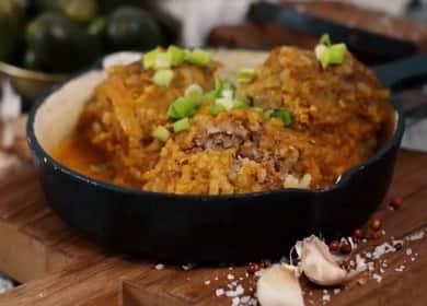 Ежики из фарша с рисом — секреты вкусного ужина