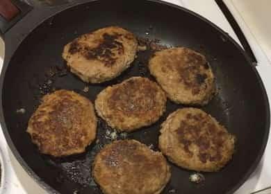 Вкусные котлеты из говяжьего фарша — классический рецепт