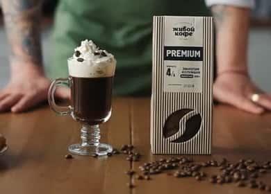 Айриш кофе по пошаговому рецепту с фото