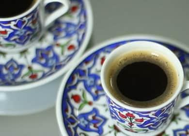 Кофе по-турецки — рецепт приготовления в домашних условиях