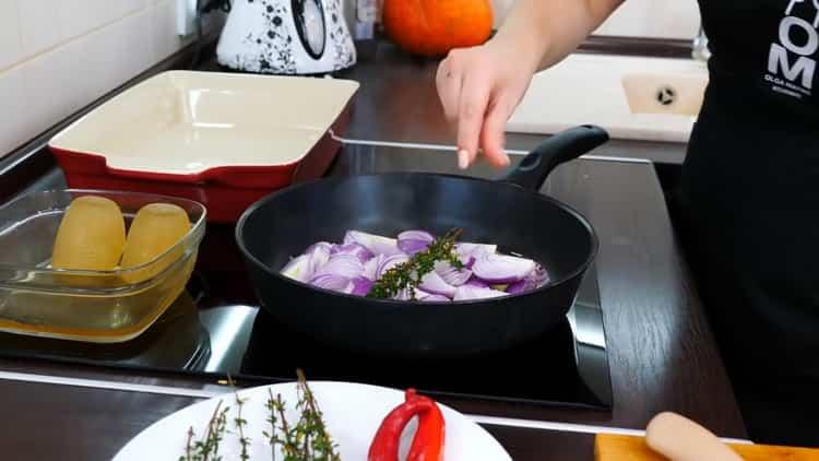 Для приготовления кролика в духовке подготовьте ингредиенты