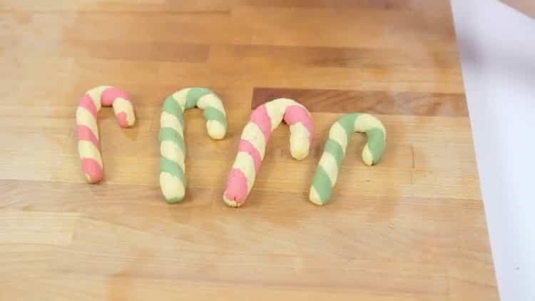Новогоднее печенье готово