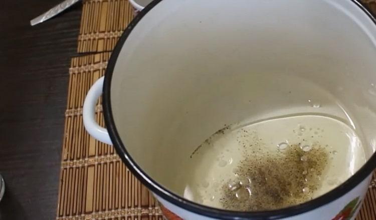Для приготовления пангасиуса в духовке подготовьте ингредиенты