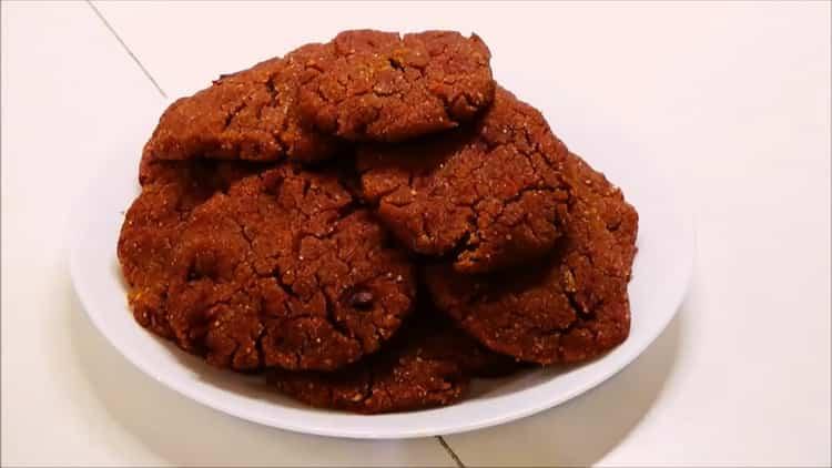 готовим печенье из гречневой муки
