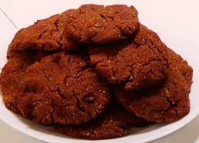 Печенье из гречневой муки — без глютена, зерновых и сахара