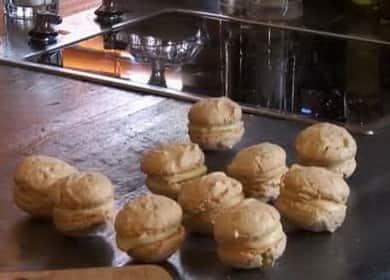 Печенье Монблан из миндальной муки — удивительный микс из двух французских десертов
