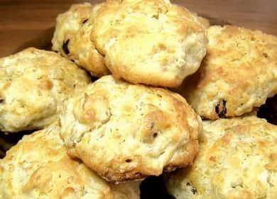 Вкусное печенье из овсяной каши - понравится даже тем, кто её не любит